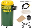 Record Power RSDE2-A 240V Auto Switching Extractor £349.99 Record Power Rsde2-a 240v Auto Switching Extractor