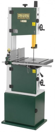 "Record Power SABRE 350 14"" Premium Bandsaw + FREE Delivery!"