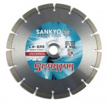 SANKYO SKODB230L 230MM LASER SEGMENTED RIM DIAMOND BLADE was £31.95 £14.95