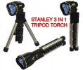 Stanley LED Tripod Torch​ £22.99 Stanley Led Tripod Torch 