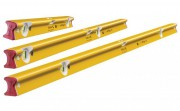 Stabila R-Type 300 Spirit Level Set, 3 Piece (61,122 & 183cm)  £199.95