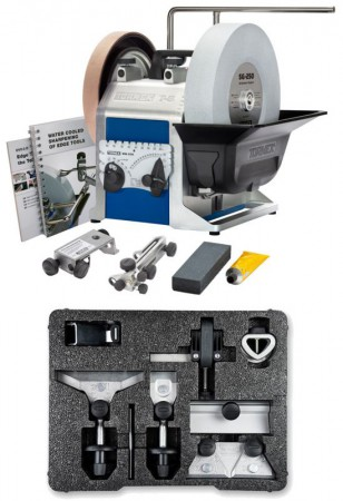 Tormek T-8 Sharpening System  & HTK-806 Hand Tool Accessory Kit