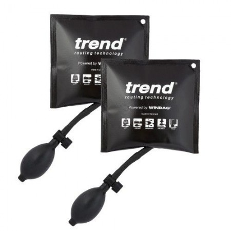 Trend WINBAG Inflatable Air Bag. (Pack of 2)