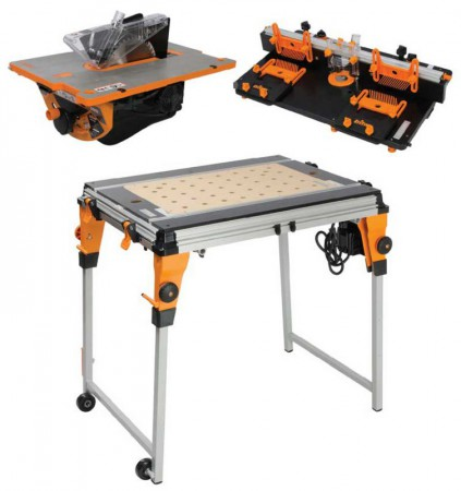 Triton twx7c workcentre contractor saw module router table triton twx7c workcentre contractor saw module router table module package free delivery keyboard keysfo Image collections