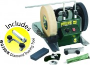 "Record Power WG250 10"" Wetstone Grinder + Diamond Truing Jig including Delivery! £259.99"