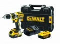 DEWALT XR Li-ion Combi Drill 18 Volt 1 x 5.0Ah & 1 x 4.0Ah Li-ion £199.99 