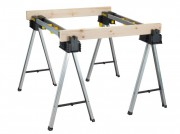Stanley FatMax Full Metal Sawhorse Trestle, Twin Pack £89.99
