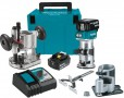 Makita Cordless Router/Trimmer