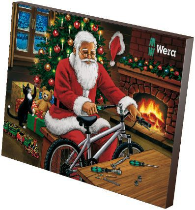 Wera 2018 Tool Advent Calendar