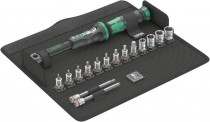 "Wera Bicycle Set Torque 1 1x Click-Torque A 5 adjustable torque wrench, 1/4"" square drive: (1x) 2.5-25 Nm £209.95"