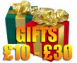 Gifts £10 to £30