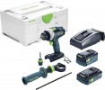 Festool 576767 Cordless drill QUADRIVE TDC 18/4 5,2/4,0 I-Plus £499.95 Festool 576767 Cordless Drill Quadrive Tdc 18/4 5,2/4,0 I-plus