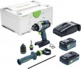 Festool 576774 Cordless Percussion drill TPC 18/4 5,2/4,0 I-Plus-SCA QUADRIVE £539.95 Festool 576774 Cordless Percussion Drill Tpc 18/4 5,2/4,0 I-plus-sca Quadrive