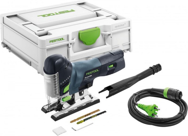 Festool 576178 Pendulum Jigsaw CARVEX PS 420 EBQ-Plus GB 240V - Body Grip