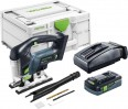 Festool 576533 PSBC 420 HPC 4,0 EBI-Plus 18V Carvex Jigsaw 1 x BP 18 Li 4.0 HPC-ASI Battery, TCL-6 Rapid Charger & SYS3  £459.95 Festool 576533 Psbc 420 Hpc 4,0 Ebi-plus 18v Carvex Jigsaw 1 X Bp 18 Li 4.0 Hpc-asi Battery, Tcl-6 Rapid Charger & Sys3 M 187