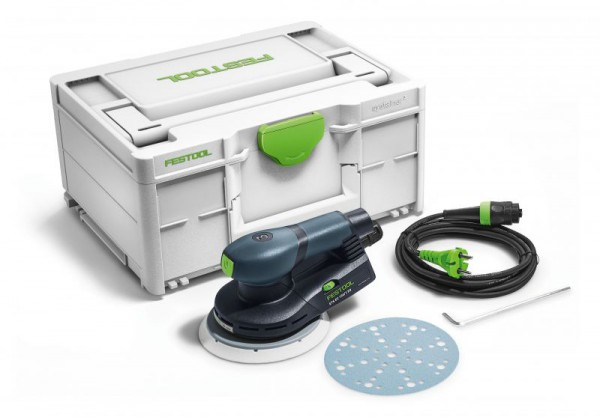 Festool 576323 Eccentric Sander ETS EC 150/3 EQ-Plus GB 240V