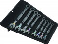 Wera Joker Combi Ratchet Spanner Set of 8 Imperial Box £139.99 The Wera Joker Combination Wrench Has A Unique Jaw Design With Double-hex Technology. It Has An Integrated Metal Plate In Its Jaw For Practical Holding Function, And Limit Stop To Prevent Slipping Fro