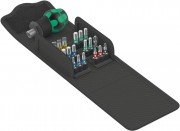 Wera Kraftform Kompakt Stubby 1, 19pc Set with Pouch, 05057471001 £42.95