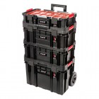 Trend MS/C/SET4C Modular Storage Compact Cart Set 4pc £119.95