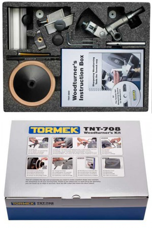 Tormek TNT-708 Woodturners Accessory Kit was £244.95
