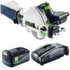 Festool 201397 TSC 55 Li 5,2 REB-Plus-SCA GB Cordless Plunge-Cut Saw, 2 x 18V 5.2Ah Airstream Batteries & Rapid Charger  £659.95 Festool 201397 Tsc 55 Li 5,2 Reb-plus-sca Gb Cordless Plunge-cut Saw, 2 X 18v 5.2ah Airstream Batteries & Rapid Charger & Sys 5 T-loc