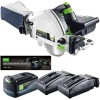 Festool 201392 Cordless Plunge-Cut Saw TSC 55 REB-Plus/XL Li GB 2 x 18V 5.2Ah LI-iON & 2 x CHARGERS & T-LOC CASE  £679.95 Festool 201392cordless Plunge-cut Saw Tsc 55 Reb-plus/xl Li Gb
