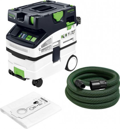 Festool 574835 Mobile Dust Extractor CTL MIDI I GB 240V CLEANTEC