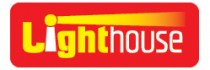A large range of Lighthouse products are available from D&M Tools