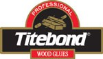 A large range of Titebond products are available from D&M Tools