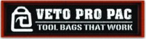 A large range of Veto Pro Pac products are available from D&M Tools